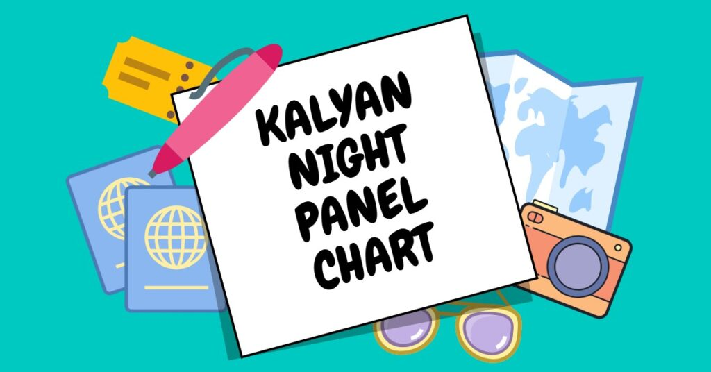 KALYAN NIGHT PANEL CHART